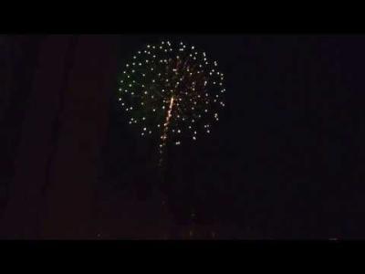 Embedded thumbnail for Видео фейерверка на день города Лиски 6 сентября 2013 года