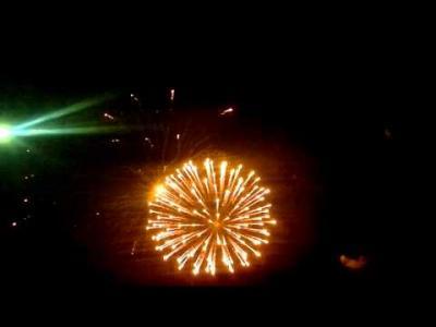 Embedded thumbnail for Фейерверк  ко дню города Лиски 2012г.