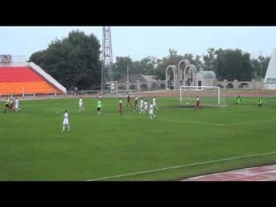 Embedded thumbnail for Видео Локомотив - Калуга. 9 тур