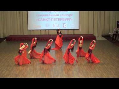 "Embedded thumbnail for Шоу-балет ""Мы"" на сцене ДК города Лиски"