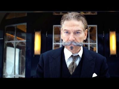 """Embedded thumbnail for Убийство в """"Восточном экспрессе"""" - трейлер, описание, актёры"""